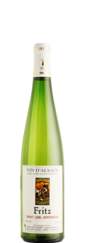 Pinot Gris Affenberg 2010, kleine Flasche 0,375l, Weingut Fritz-Schmitt