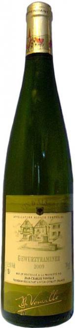 Gewürztraminer 2011, Weingut Jean-Charles Vonville