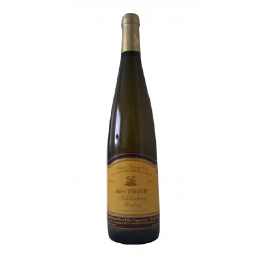 Riesling Grand Cru Schlossberg 2010, Winzerei Andre Thomas